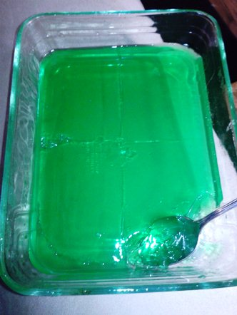 Lime Jello