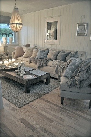 This room just looks so comfortable and inviting
